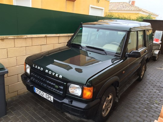 monte & caza: Motor. Coches 4X4. SE VENDE Discovery td5